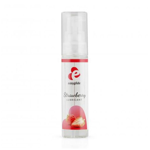 EasyGlide Strawberry Wasserbasis Gleitgel - 30ml